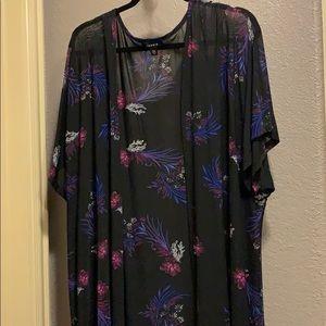 Torrid Short sleeve Kimono